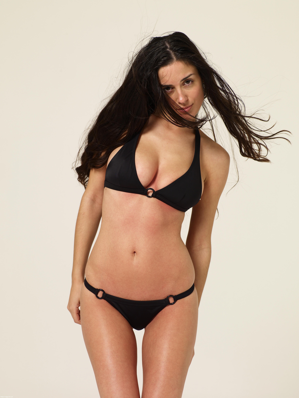Muriel Black Bikini 51