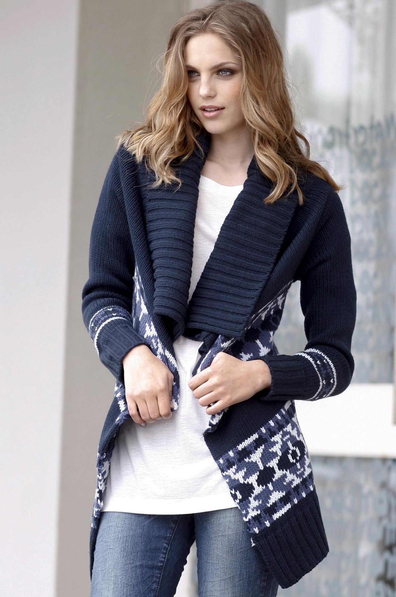 Модное вязание спицами : фото, тенденции 45