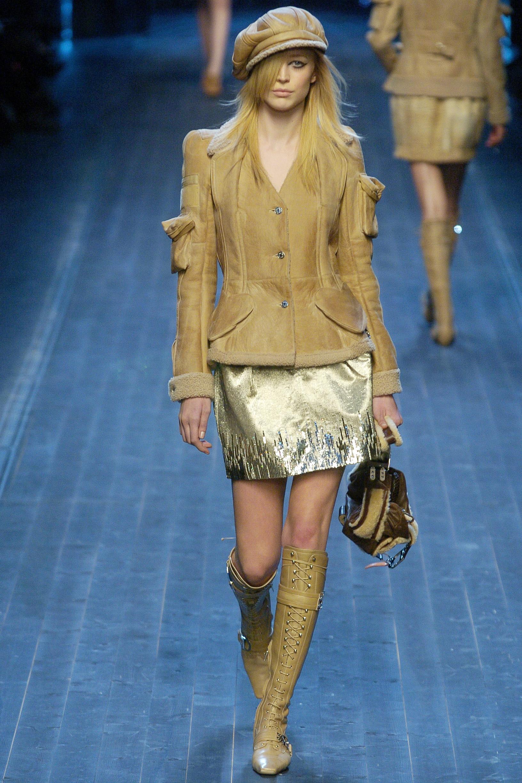 Мода Зимы 2006 Г