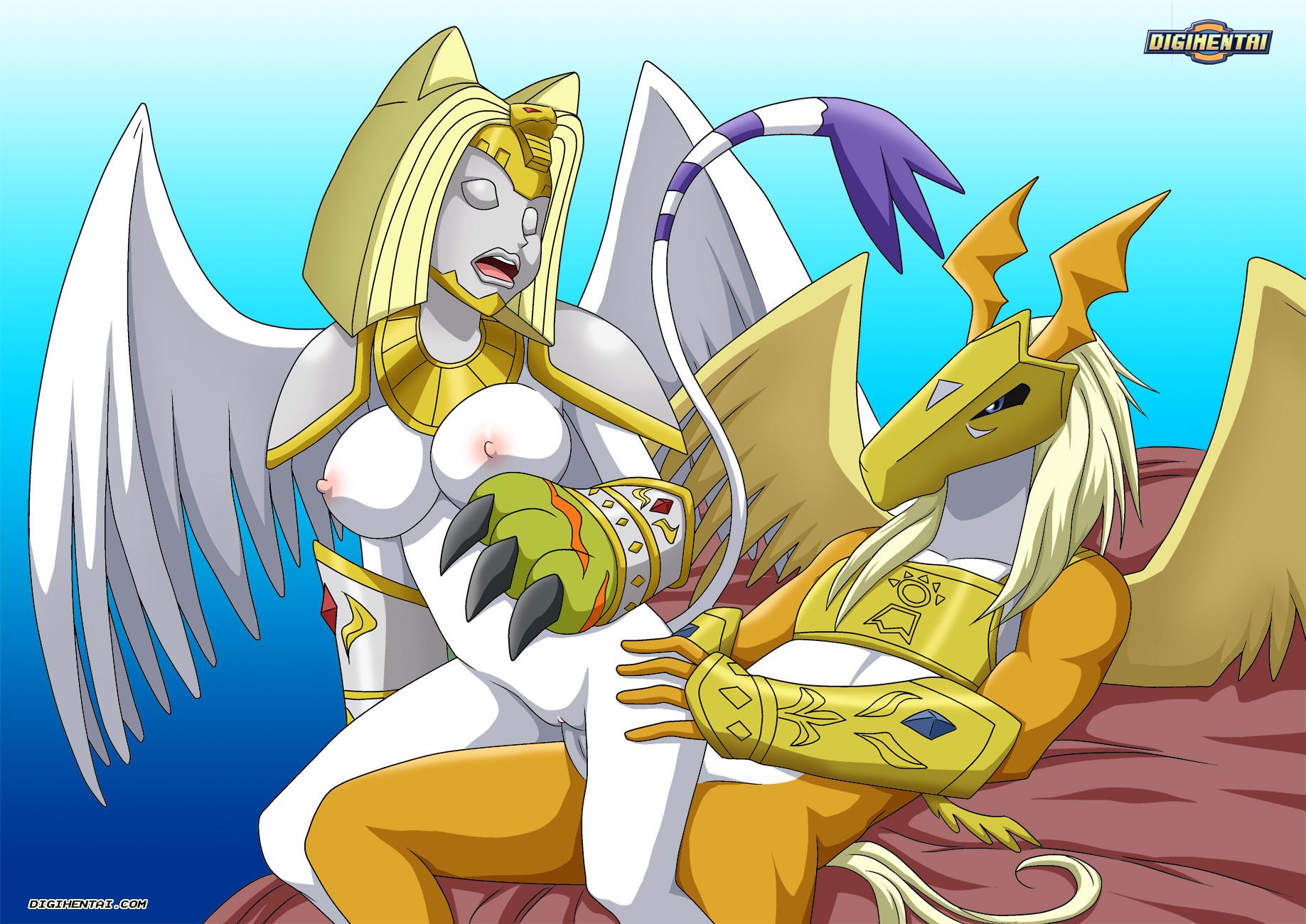 Doubtful. Digimon digital monsters hentai porn can