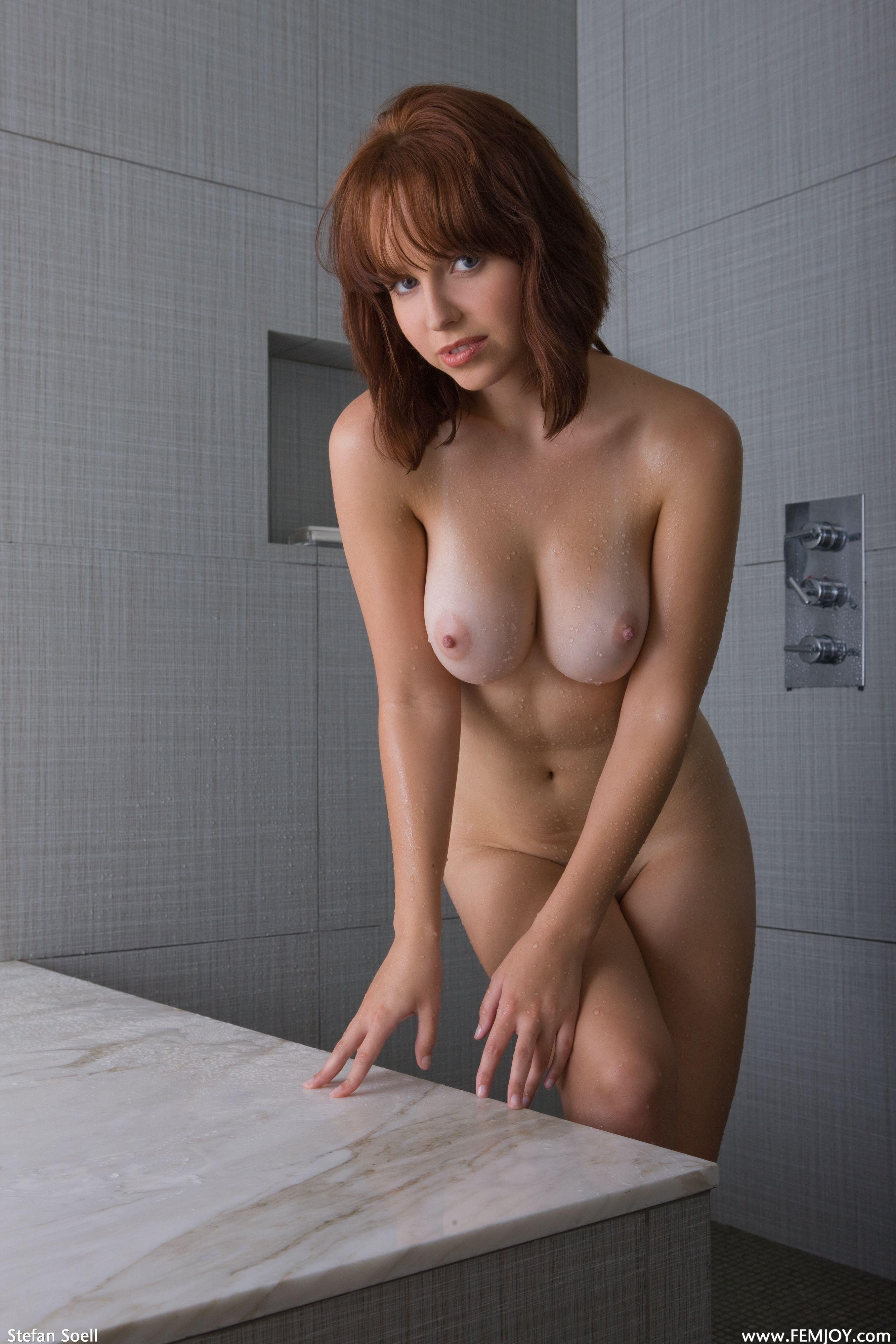 порно с рыжими с бане