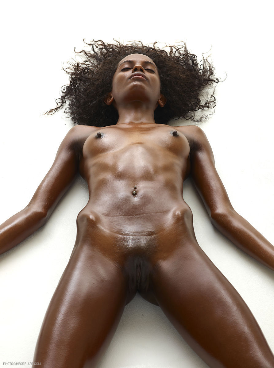 Шоколадная африканская пизда 12 фотография