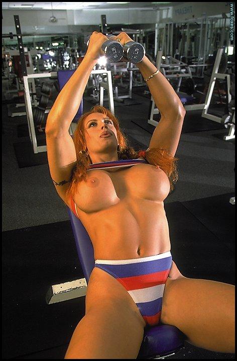 спортсменки голые онлайн фото