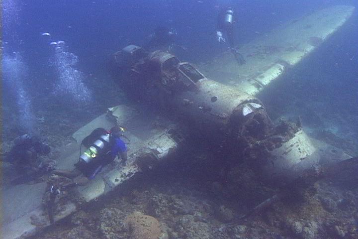 Секреты подводных глубин микронезии (лагуна трук).