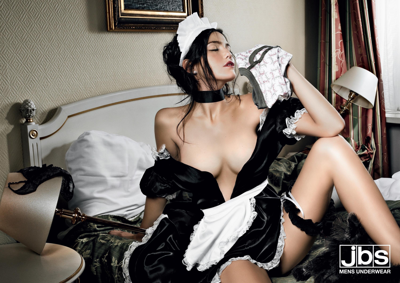 Сексуальная русская горничная 2 фотография
