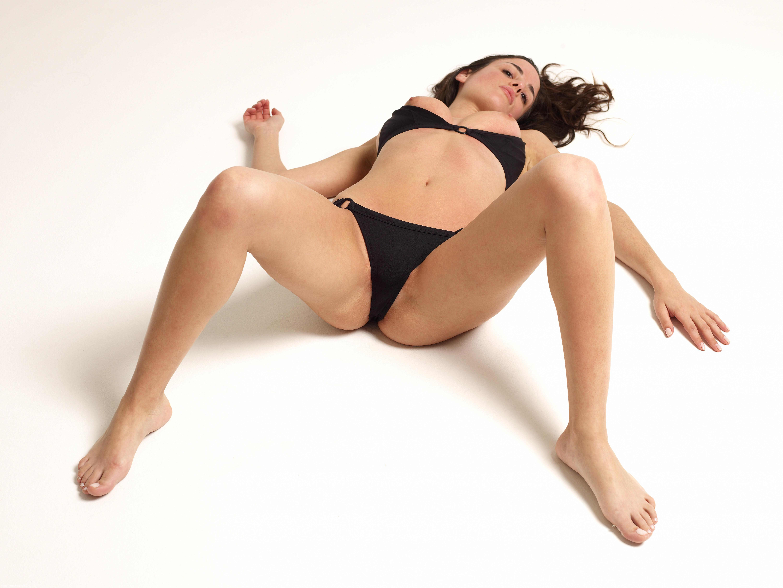 Muriel Black Bikini 40