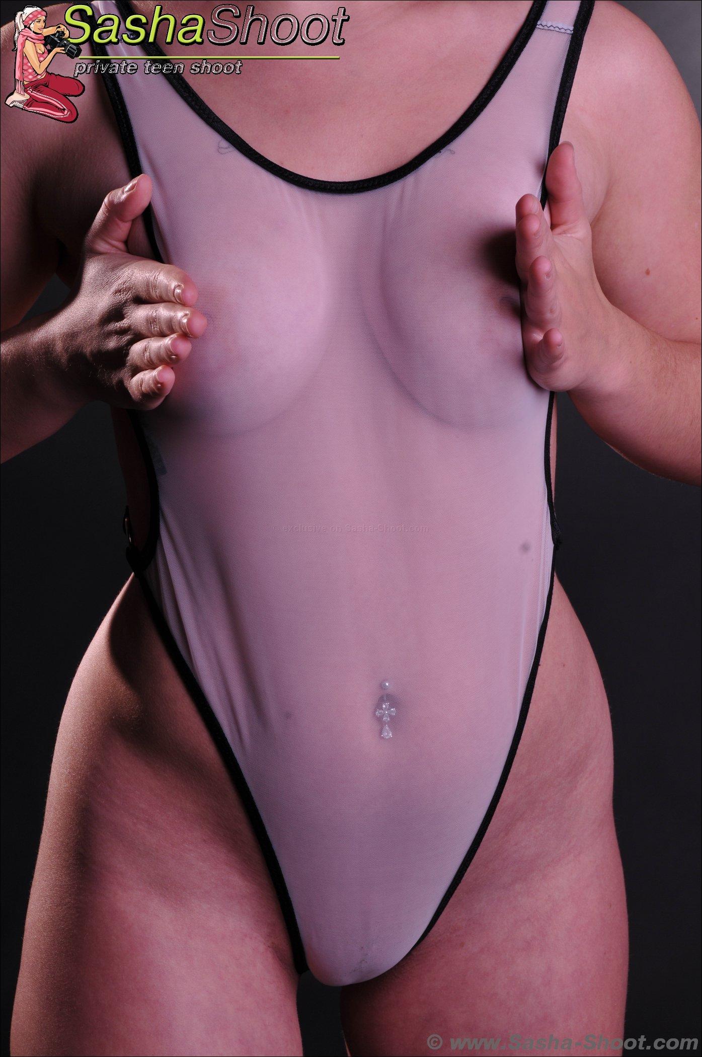 wet little pussy model