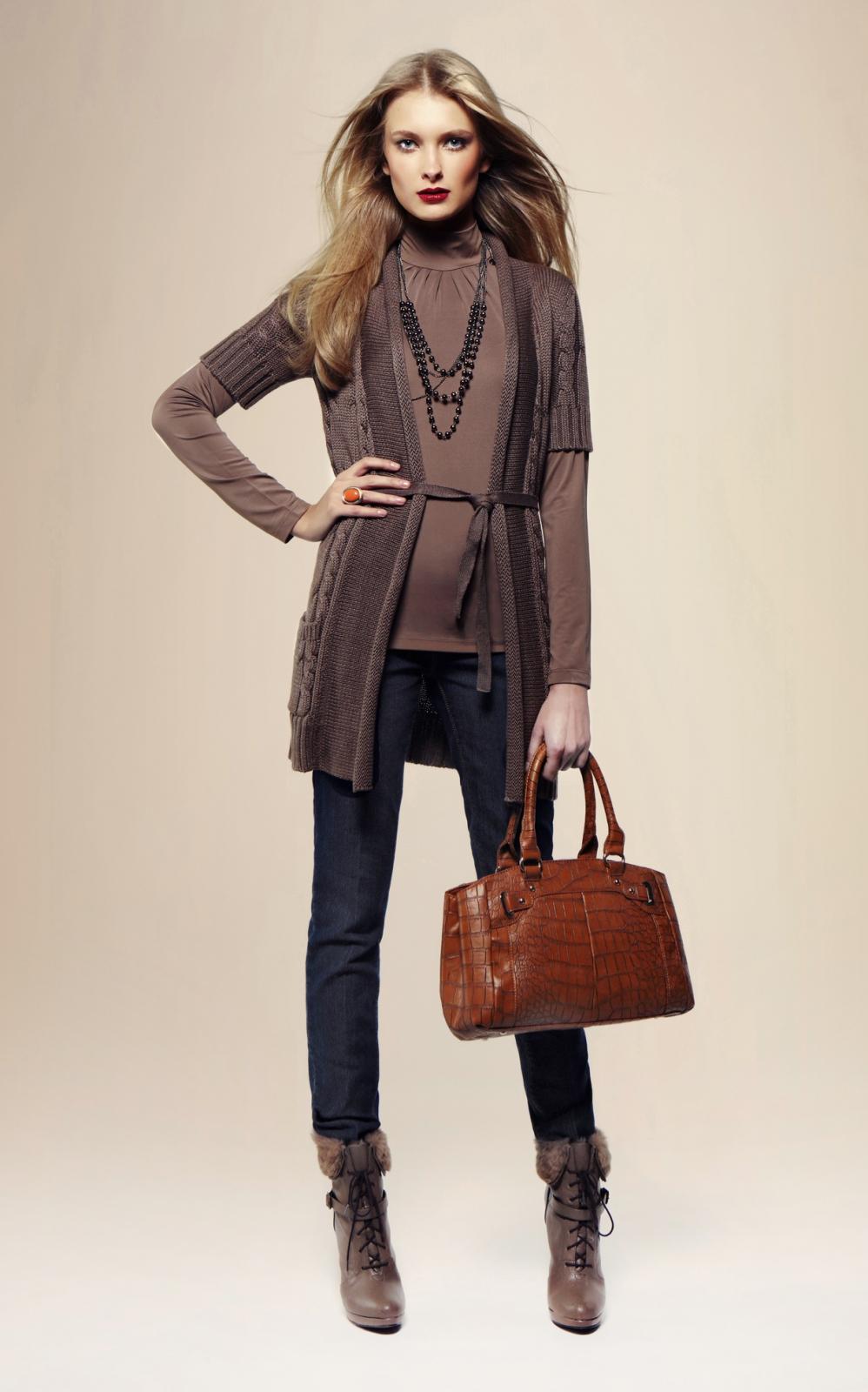 Женская Одежда Купить Осень