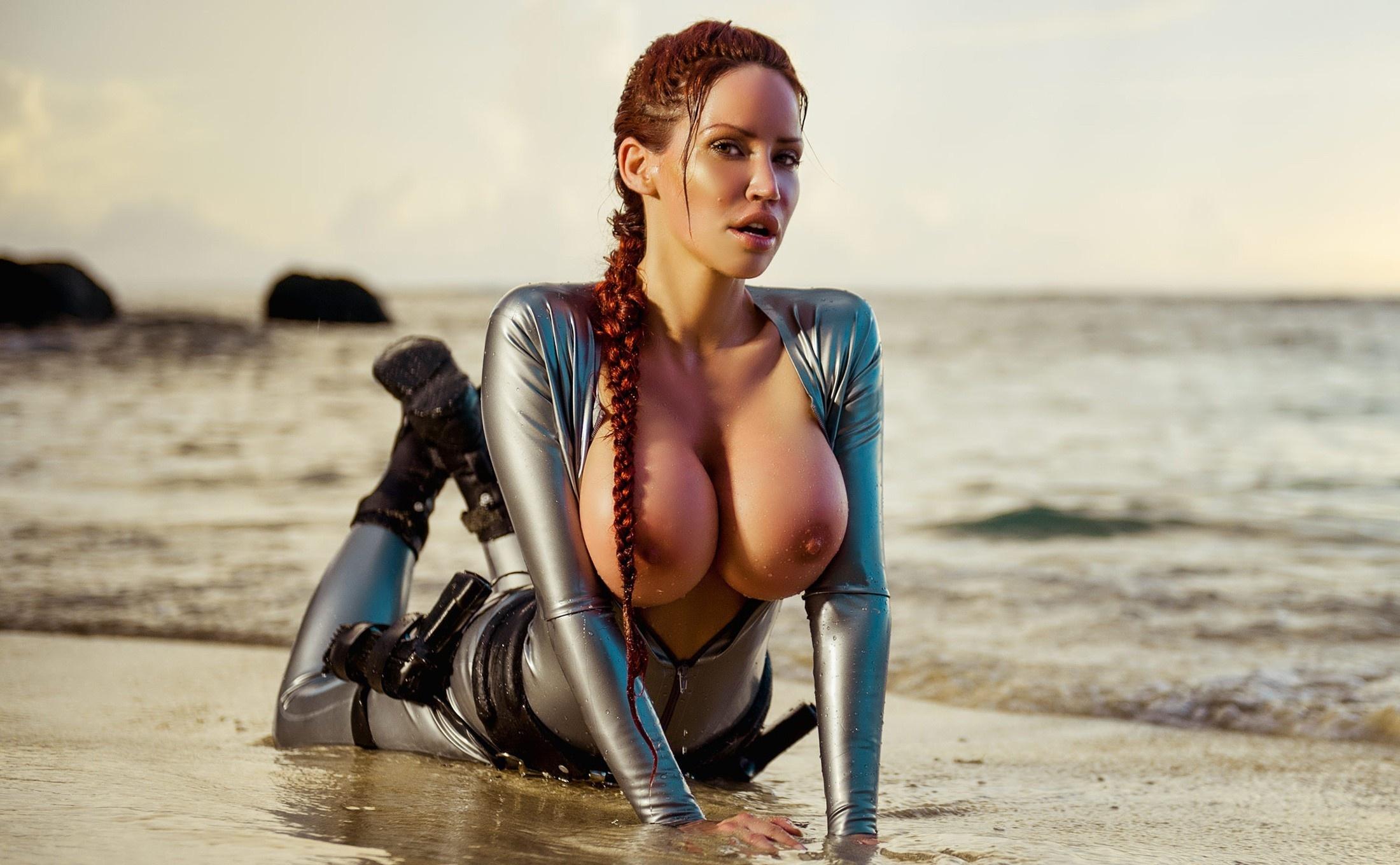 Lara croft naket picture nackt image
