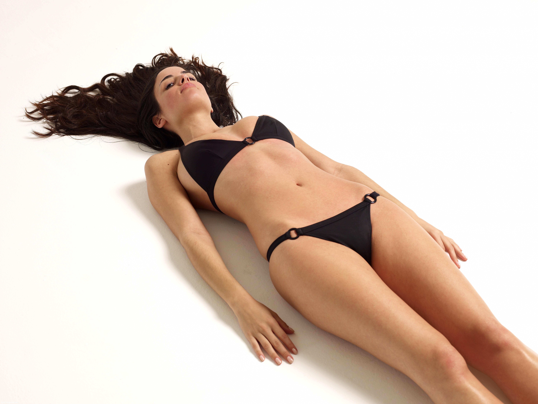 Muriel Black Bikini 31