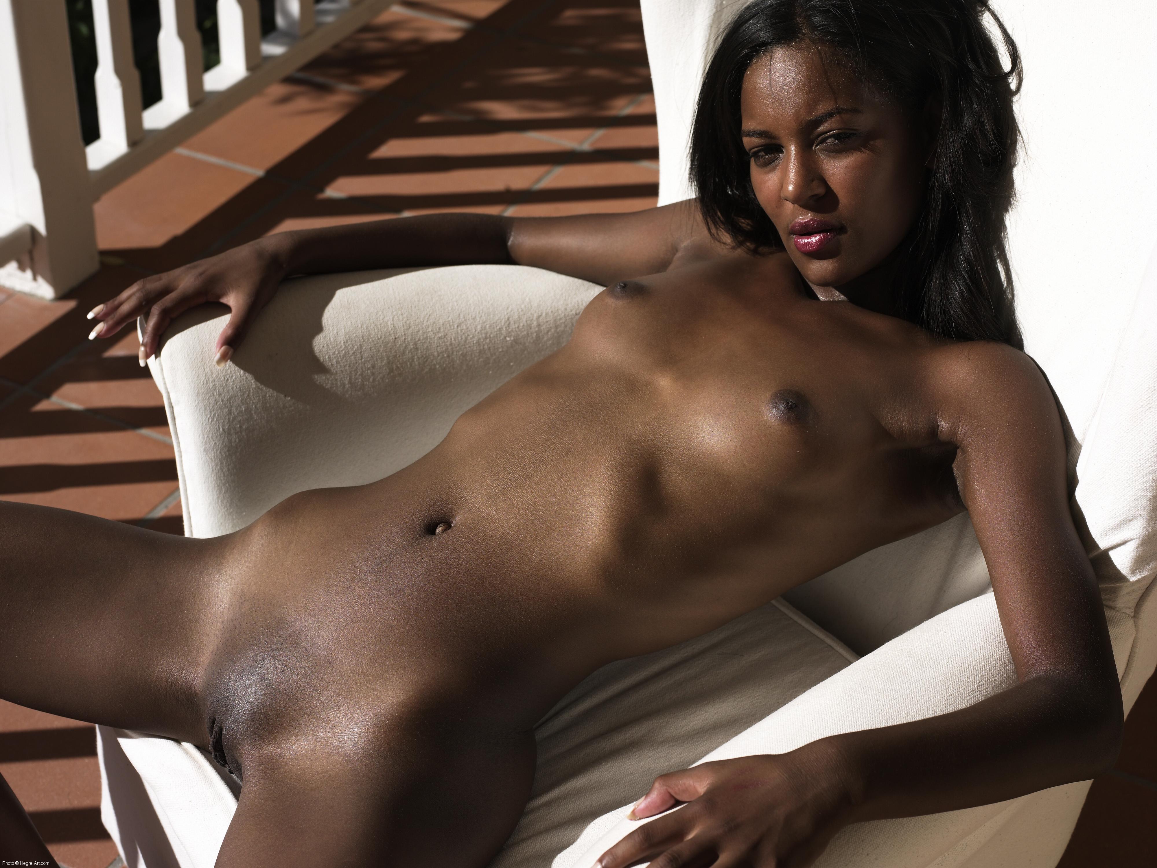 Naomi Hegre Art Nude Model