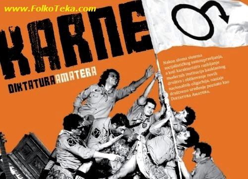 Karne 2012 Diktatura amatera
