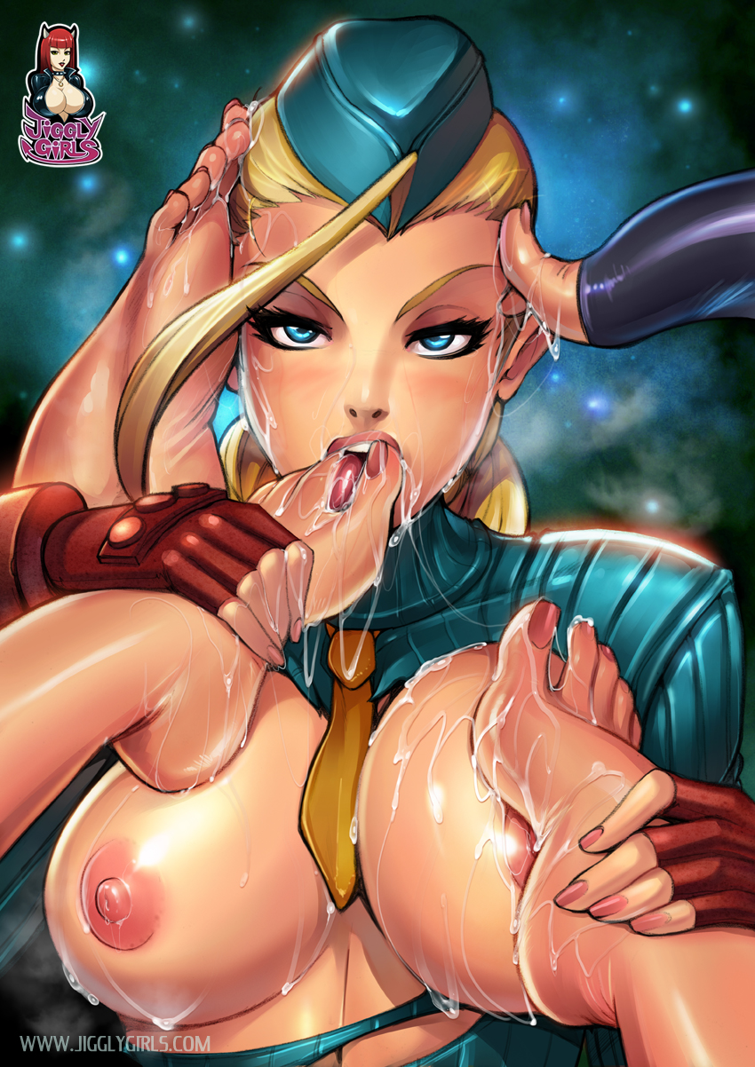 Jiggly girls street fighter juri hentai the