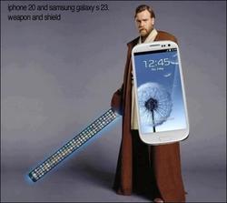 Xem dân mạng chế ảnh dìm hàng iPhone 5