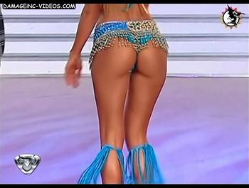 Argentina Showgirl Floppy Tesouro perfect butt