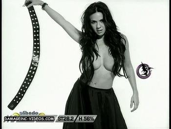 Laura Miller desnuda
