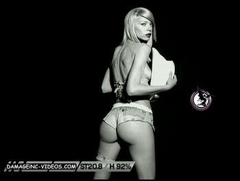 Lorena Ceriscioli big booty blonde