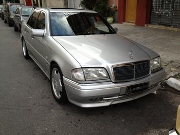 (VENDIDO): W202 - C36 AMG 1996 - R$50.000,00 16273632_9380882
