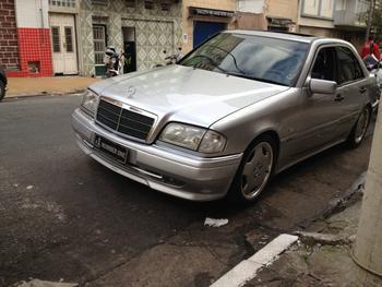 (VENDIDO): W202 - C36 AMG 1996 - R$50.000,00 16273637_4184670