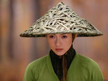 Обои Чжан Цзыи (Zhang Ziyi) 1600 x 1200
