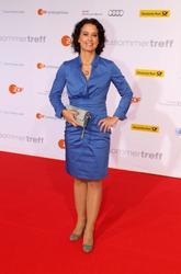 Fashion News Inspired Anja Heyde Zdf Sommertreff 2011