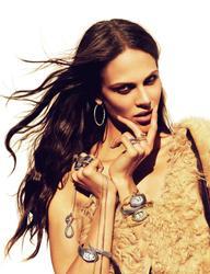Эмилин Валаде, фото 62. Aymeline Valade Just Cavalli Fall 2011 Ad Campaign, foto 62