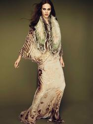 Эмилин Валаде, фото 43. Aymeline Valade Roberto Cavalli Fall 2011 Catalog, foto 43