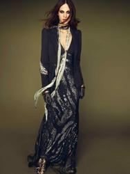 Эмилин Валаде, фото 45. Aymeline Valade Roberto Cavalli Fall 2011 Catalog, foto 45